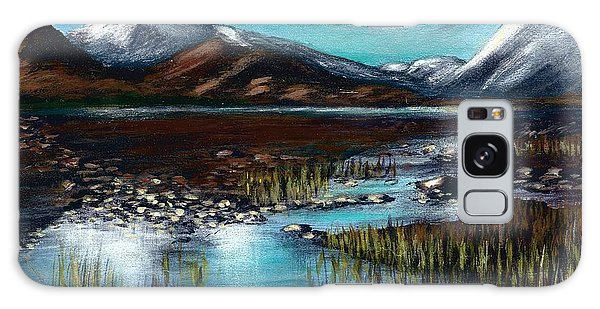 The Highlands - Scotland Galaxy Case