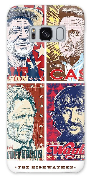The Highwaymen Galaxy Case