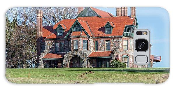 The Historic Eustis Estate In Milton Massachusetts Galaxy Case