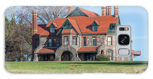 The Historic Eustis Estate In Milton Massachusetts Galaxy Case