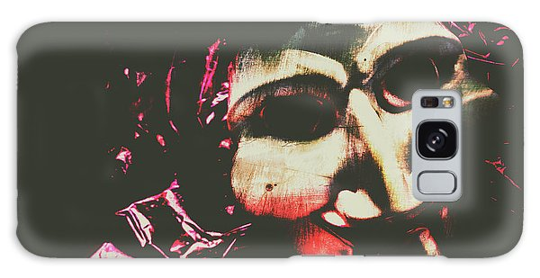 Nightmare Galaxy Case - The Hollywood Freak Show by Jorgo Photography - Wall Art Gallery
