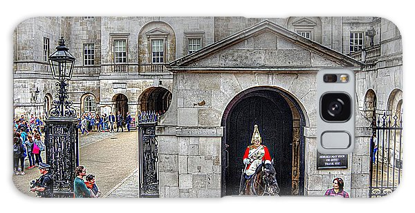 The Horse Guard At Whitehall Galaxy Case