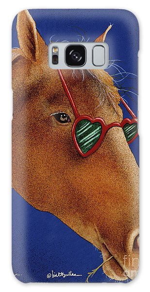 The Horse Lover... Galaxy Case