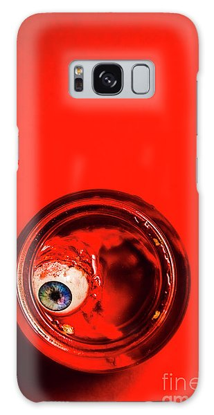 Body Parts Galaxy Case - The Human Experiment by Jorgo Photography - Wall Art Gallery