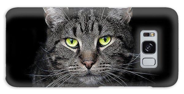 Cat Galaxy Case - The Hypnotist by Paul Neville