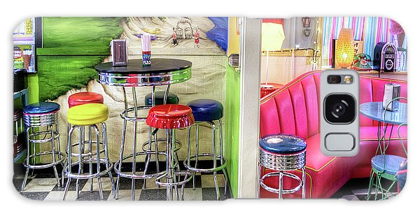 The Ice Cream Shoppe In Duval, Wa Galaxy Case by Greg Sigrist