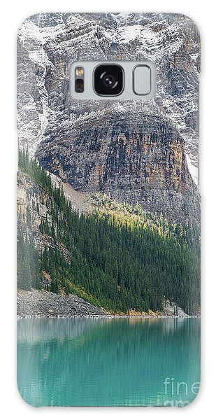 Moraine Lake Galaxy Case - The Immensity Of Moraine Lake by Mike Reid