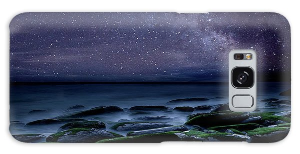 The Immensity Of Time Galaxy Case by Jorge Maia