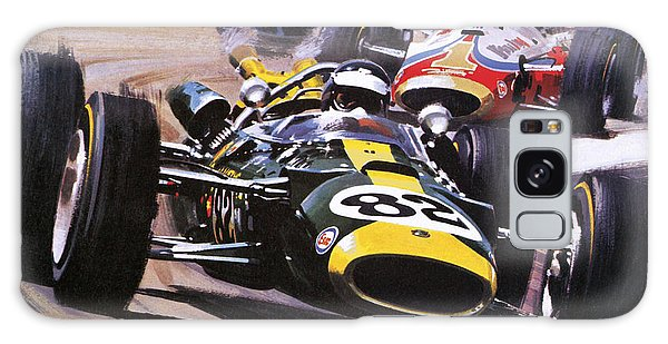 Hundred Galaxy Case - The Indianapolis 500 by Wilf Hardy