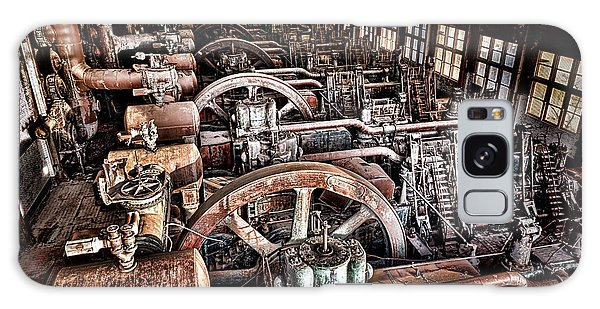 The Industrial Age Galaxy Case