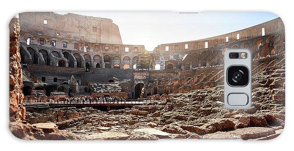 The Interior Of The Roman Coliseum Galaxy Case