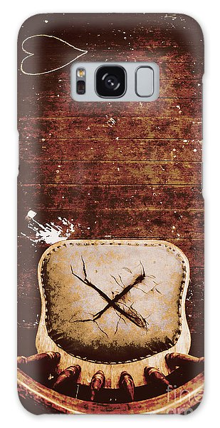 Missing Galaxy Case - The Interrogation Room by Jorgo Photography - Wall Art Gallery
