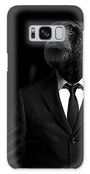 Portraits Galaxy Case - The Interview by Paul Neville
