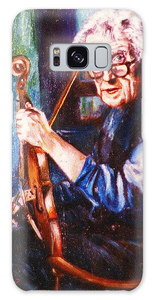 The Irish Violin Maker Galaxy Case by John Keaton
