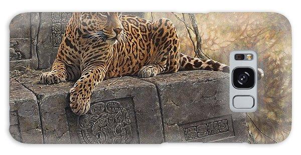 The Jaguar King Galaxy Case