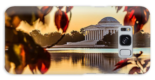 Jefferson In Autumn Galaxy Case