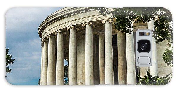 The Jefferson Memorial Galaxy Case