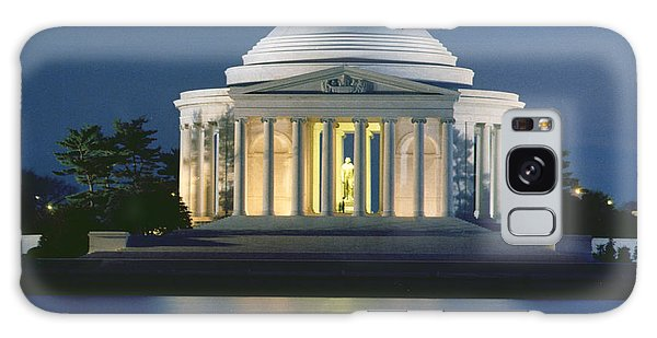 The Jefferson Memorial Galaxy Case
