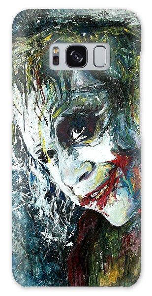 The Joker - Heath Ledger Galaxy Case