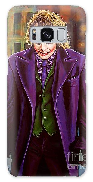 The Joker In Batman  Galaxy S8 Case