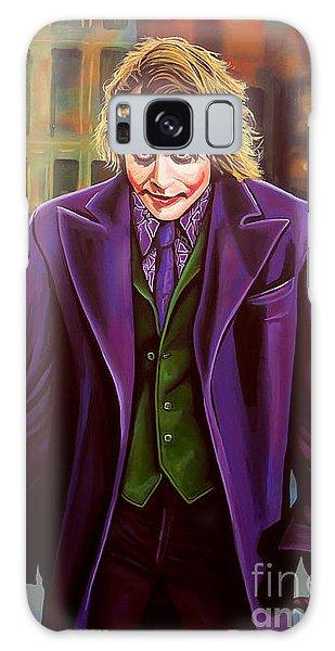 Knight Galaxy Case - The Joker In Batman  by Paul Meijering