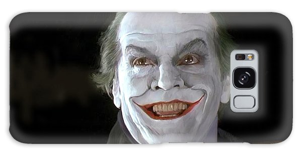 The Joker Galaxy S8 Case