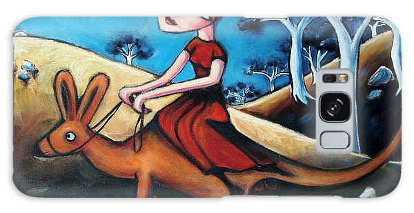The Journey Woman Galaxy Case