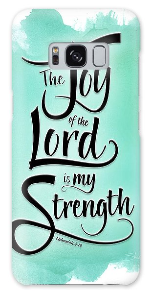 The Joy Of The Lord Galaxy Case