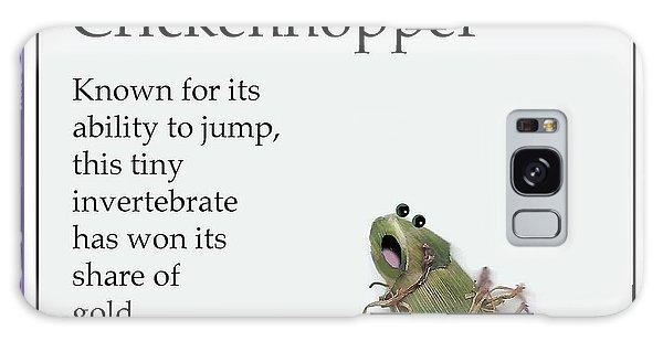 The Jumping Crickenhopper Galaxy Case
