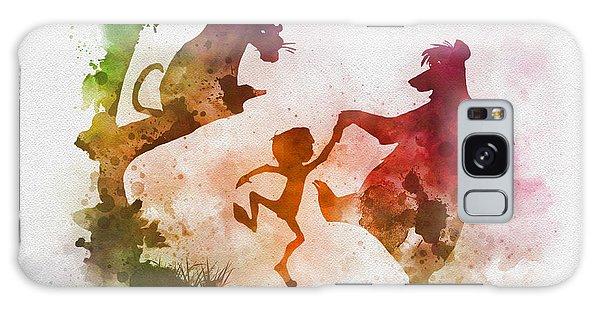 Walt Disney Galaxy Case - The Jungle Book by My Inspiration