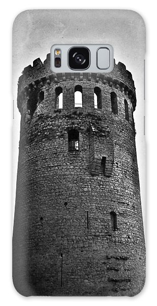 The Keep At Nenagh Castle In Nenagh Ireland Galaxy Case