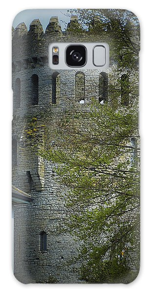 The Keep At Nenagh Castle Ireland Galaxy Case