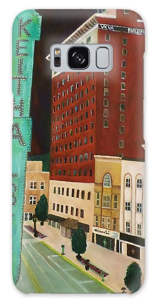 The Keith Albee Theater Galaxy Case by Christy Saunders Church