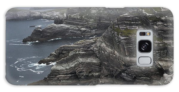 The Kerry Cliffs, Ireland Galaxy Case