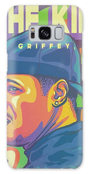 Sport Art Galaxy Case - The Kid by Miggs The Artist