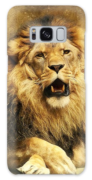 Majestic Galaxy Case - The King by Angela Doelling AD DESIGN Photo and PhotoArt