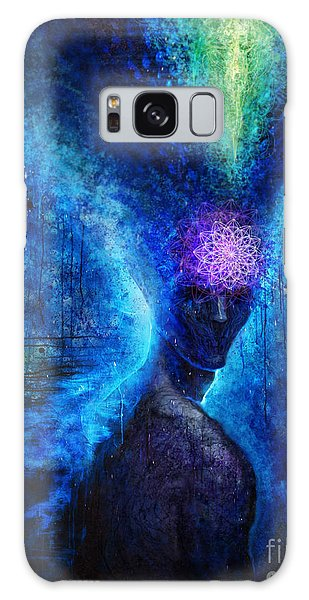 The Knowing Galaxy Case by Tony Koehl