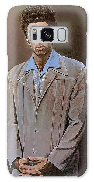 The Kramer Portrait  Galaxy Case