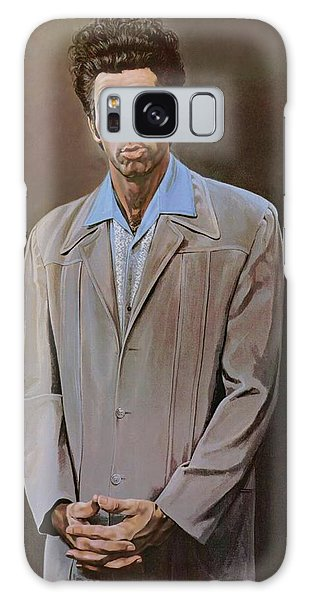 The Kramer Portrait  Galaxy Case
