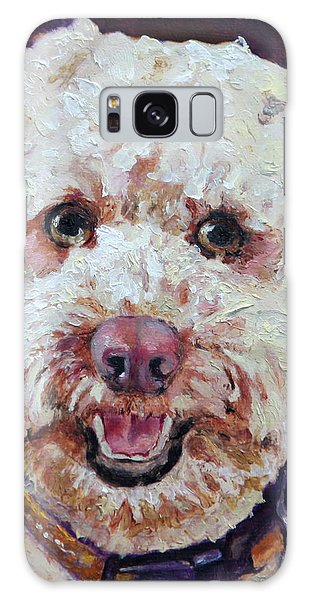 The Labradoodle Galaxy Case