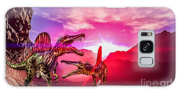 The Land Before Time 1 Galaxy Case by Naomi Burgess