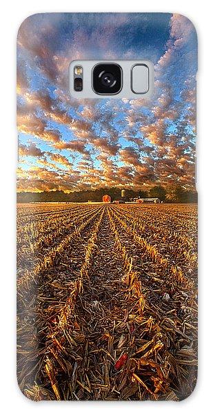 The Last Harvest Galaxy Case