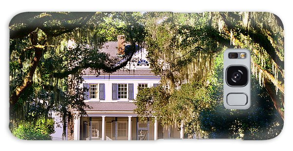 The Legare-waring House At Charles Town Landing Galaxy Case