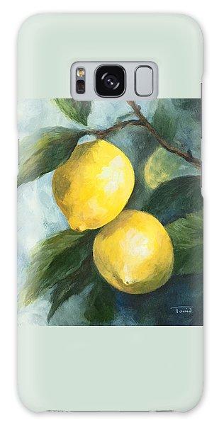 The Lemon Tree Galaxy Case