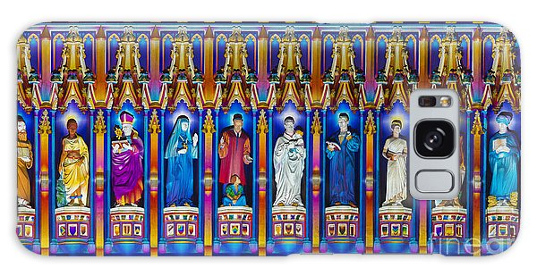 The Light Of The Spirit Westminster Abbey Galaxy Case
