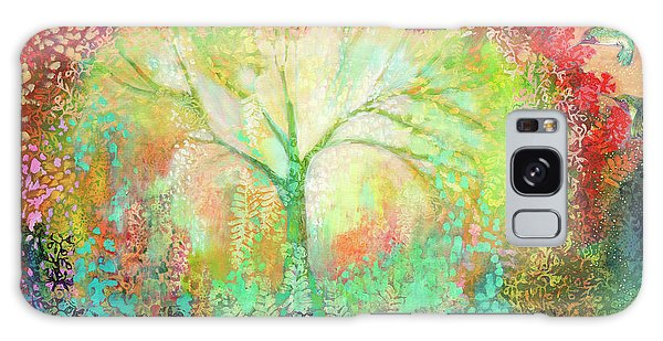 Hummingbird Galaxy Case - The Light Within by Jennifer Lommers