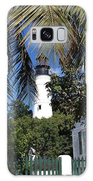 The Lighthouse In Key West II Galaxy Case