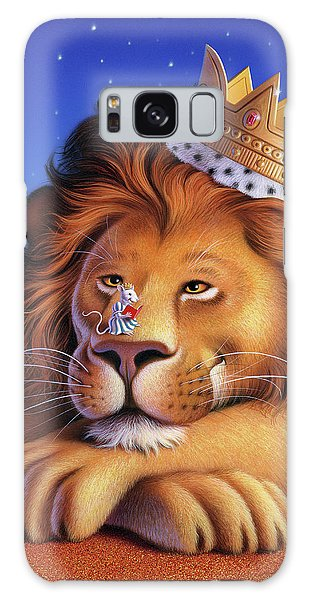 The Lion King Galaxy Case