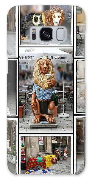The Lions Of Munich Galaxy Case