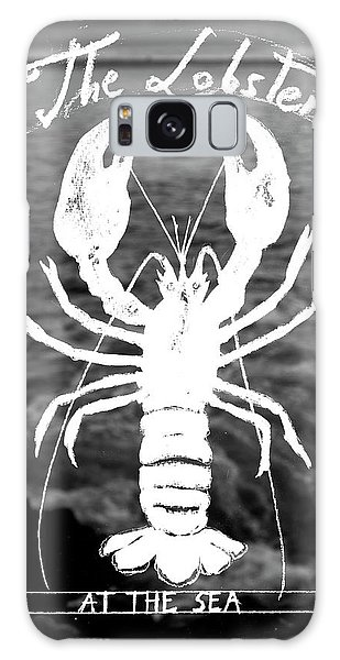 Claws Galaxy Case - The Lobster by Juan Bosco